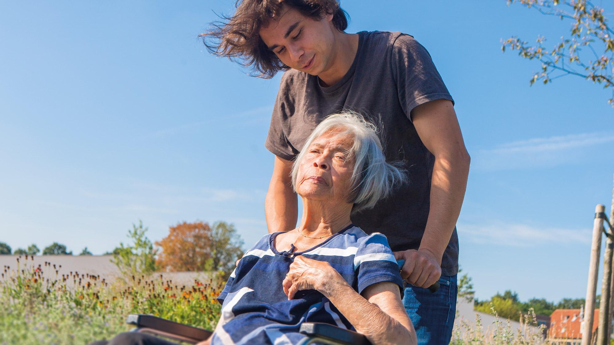 'De zorg voor oma werd nooit helemaal vergoed'